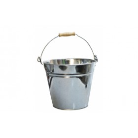 ECO GALVANIZED SHEET BUCKET LT. 8