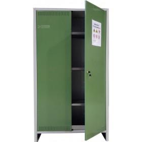 METAL WARDROBE FOR PHYTO-DRUGS 2 DOORS CM. 100x40x179h