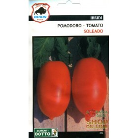 TOMATO SEEDS SOLEADO HYBRID F1 SPECIALITY BISON