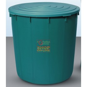 ECOTANK TANK DIAM. 96X89 GREEN WITHOUT LID LT. 500
