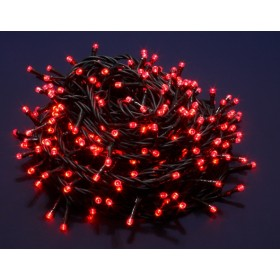 LED FIREFLIES SERIES FOR OUTDOOR RED 300L 8 FUNCTIONS 24V