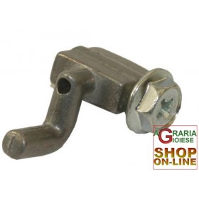 CLAMP CLAMP FOR BRAKE CABLE WITH UNIVERSAL CONNECTION AZ