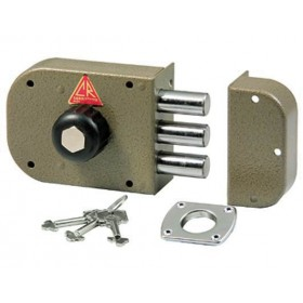 CR LOCK TO APPLY ART. 1600 WITHOUT LATCH RIGHT MM. 60