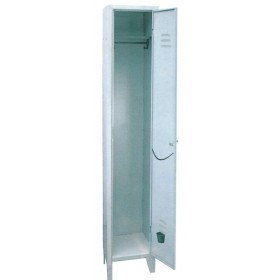 1-SEATER CHANGING WARDROBE IN KIT WITH LOCK cm.33x35x180h.