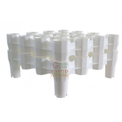 BOTTLE DRAINER SET WITH 2 16/25 PLACES MODULES