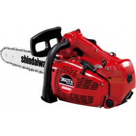 SHINDAIWA CHAINSAW 360TS-30 FOR PRUNING CC. 35.8 BAR CM. 30