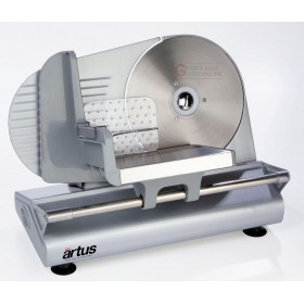 ARTUS ELECTRIC SLICER WATT. 150 STAINLESS STEEL BLADE DIAM. 220