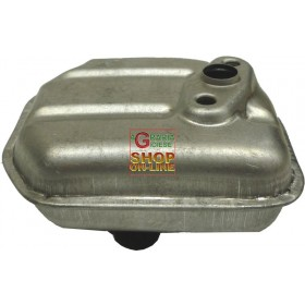 SILENCER MUFFLER FOR BRUSHCUTTER BC358