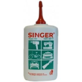 SINGER LUBRICATING OIL CC. 125