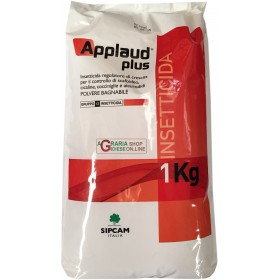 SIPCAM APPLAUD PLUS WETABLE POWDER INSECTICIDE BASED ON buprofezin KG. 1