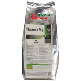 SIPCAM ESAMIX MG WATER-SOLUBLE CHELATED MICROELEMENTS ALLOWED IN ORGANIC AGRICULTURE KG. 1