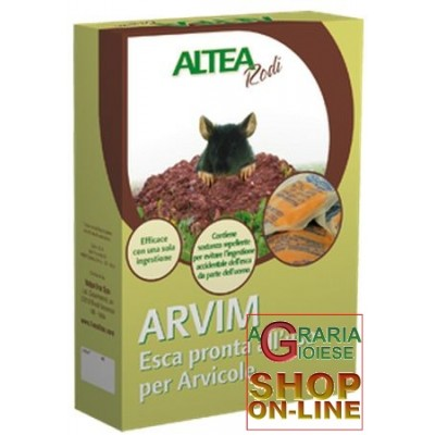 ARVIM READY-TO-USE PASTE BAIT FOR ARVICLES gr. 400