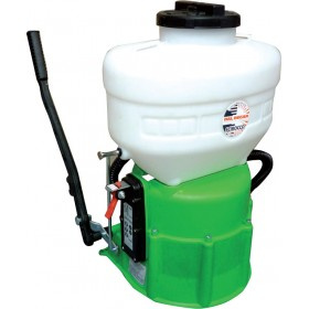 SCIROCCO SHOULDER SULFUR MACHINE DISTRIBUTOR OF SULFUR AND PESTICIDE POWDERS IN PLASTIC KG. 5