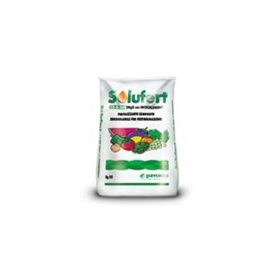SOLUFERT FERTILIZER FOR FERTIGATION 15.5.30 + 2MGO + MICRO KG.