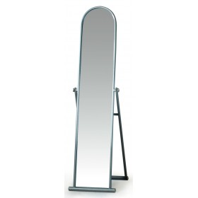 MIRROR WITH STEEL SUPPORT CM. 40X147H