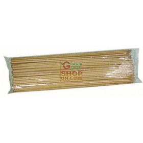 SPIEDI PER BARBECUES IN BAMBOO