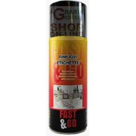 SPRAY NEW FAST LABEL REMOVER ML. 200