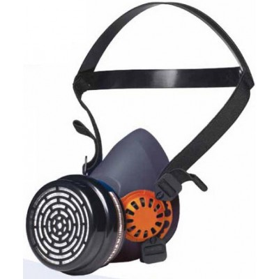 SPRING PROFESSIONAL ANTIGAS HALF MASK IN-1000-C