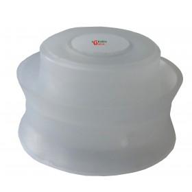RUBBER PLUNGER FOR PLASTIC PUMPS