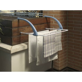 BALCONY CLOTHES RACK GIMI BREZZA 60 IN RESIN CM. 69x54x28