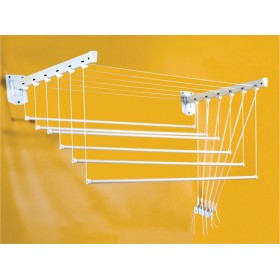 CLOTHES HANGER IN RESIN AND STEEL CM.140