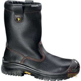 BOOT IN WATER-REPELLENT LEATHER THINSULATE® LINED BICOMPONENT POLYURETHANE RUBBER SOLE