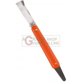 STOCKER KNIFE GRAFT WITH HOLLOW PLASTIC HANDLE BLADE MM. 55