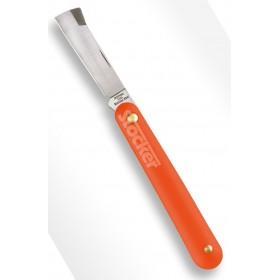 STOCKER KNIFE GRAFT HANDLE IN PLASTIC BLADE MM. 50