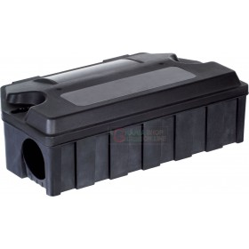 STOCKER CONTAINER FOR TOPICIDE BAITS LARGE MOUSE BAIT STATION CM. 33X20X10