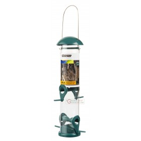 GINA FEEDER STOCKER FOR PLASTIC BIRDS CM. 6.5 X 33 H.