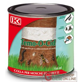 STOP INSECT TEMO-O-CID GR. 750 GLUE FOR TREES AGAINST INSECTS