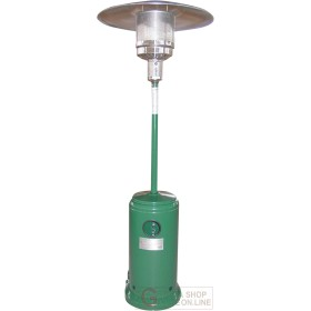 """AERIAL STOVE """"PATIO"""" COLOR GREEN"""