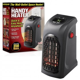 STOVE PORTABLE ELECTRIC HEATER LOW CONSUMPTION 350W ADJUSTABLE DEGREES