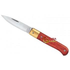 AUSONIA CALABRIAN KNIFE WOODEN HANDLE CM. 23