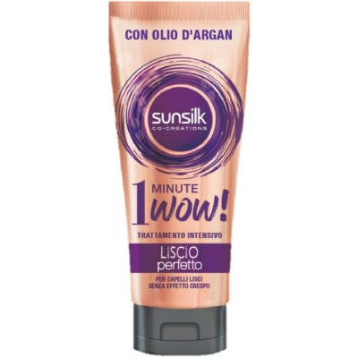 SUNSILK INTENSIVE TREATMENT 1 MINUTE SMOOTH PERFECT WITH ARGAN