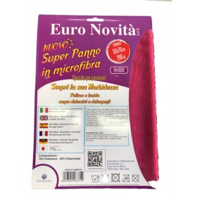 SUPER MICROFIBER CLOTH SIZE CM. 50X70 260gr.