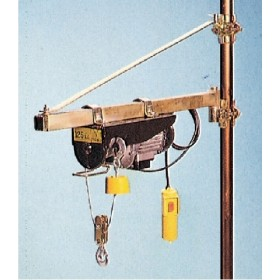 FLAG SUPPORT FOR ELECTRIC HOIST KG. 250