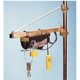 FLAG SUPPORT X ELECTRIC HOIST KG. 300
