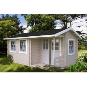 Susanna palmako Casa di legno 12,4m2 530x320cm