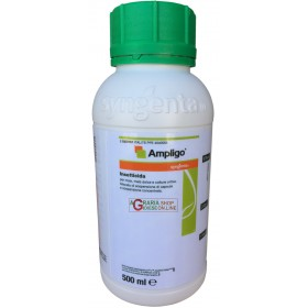 SYNGENTA AMPLIGO INSECTICIDE BASED ON Chlorantraniliprole And Lambda-cyhalothrin ML. 500