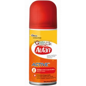 AUTAN SPRAY ACTIVE PROTECTION PLUS MULTI INSECT REPELLENT ML. 100