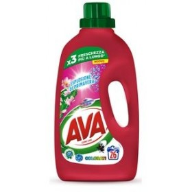 AVA LAUNDRY DETERGENT WASHING MACHINE LIQUID EXPLOSION OF SPRING LAV. 26