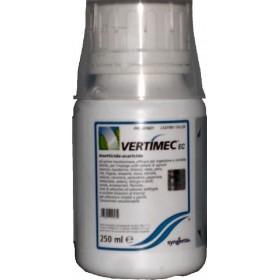SYNGENTA VERTIMEC 1,9 EC - ACARICIDE (ABAMECTIN) ML. 250