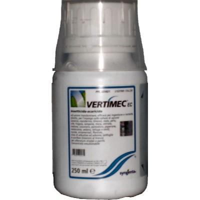 SYNGENTA VERTIMEC 1,9 EC - ACARICIDA (ABAMECTINA) ML. 250