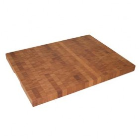 BAMBOO CUTTING BOARD DIMENSION 40 X 30 X 2.5 CM