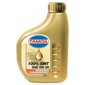 TAMOIL SPECIAL SINT LUBRICANT OIL 5W 30 LT. 1