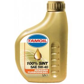 TAMOIL SPECIAL SINT LUBRICANT OIL 5W 40 LT. 1