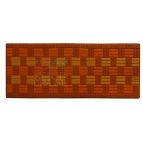 AMY KITCHEN RUG CM. 57 X 290 ORANGE