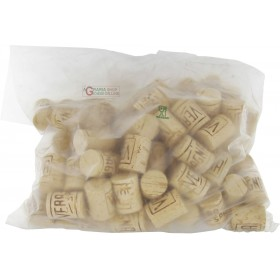 CORK STOPPERS REAL SPAIN 24X40 PACK 100 PIECES