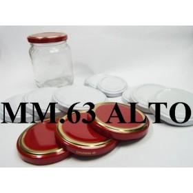 HIGH CAP 63 FOR GLASS JAR